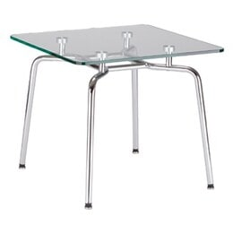 HELLO table chrome GL